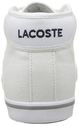 Lacoste Ampthill Lcr2 Spm Wht/Wht, Bassi Uomo Bianco (Wht)