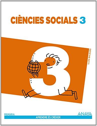 Ciències socials 3 (illes balears) (aprendre és créixer)