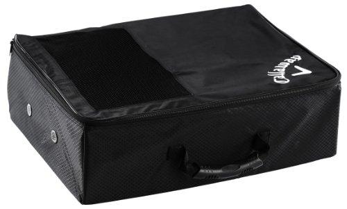 Callaway, Contenitore portaccessori per bagaglio Golf, Nero (Schwarz)