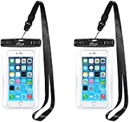 AiRunTech Waterproof Dry Bag and Waterproof Cell Phone Bag for Outdoor Water Sports, Boating, Hiking,Kayaking,