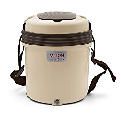 Milton Electron 3 Insulated Lunch Pack,(EC-ELG-ELT-0001_BROWN)