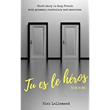 Tu es le héros: Short story in Easy French with grammar, vocabulary and exercises (French Edition)