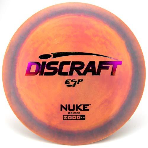 Discraft Nuke ESP Golf Disc, Multi, 173-174 Grams