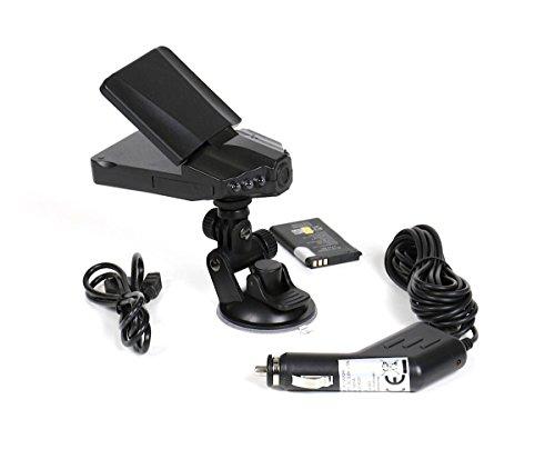 Auto Dash Cam, 2,5 Zoll LCD-Bildschirm mit 270° Betrachtungswinkel, Verkehrssicherheitskamera 272 Cam