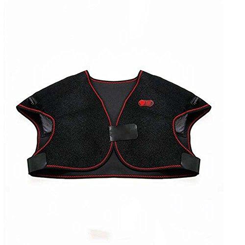 FUFU Foot Massagers Compresse chaude électrique de Moxibustion de courroie d'épaule électrique pour l'épaule Avec fonction chaleur