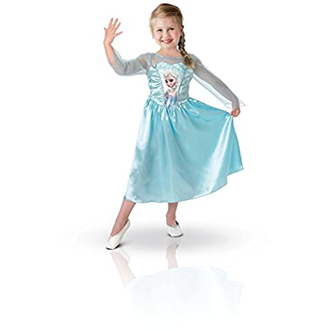 Dorigine Costume Superman - Rubie's 889542M deguisement robe Frozen, La Reine