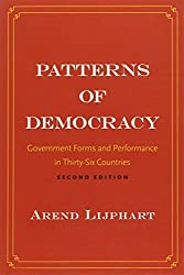 Patterns of Democracy: Government Forms and Performance in Thirty-six Countries by Arend Lijphart (2012-07-31)