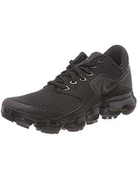 Nike Air Vapormax (GS), Zapatillas de Running para Niños, Negro, 37.5 EU