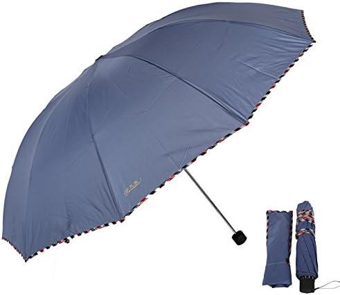 ZQ@QXPiegare gli uomini e e e le donne di Sunscreen ombrello , grigio-blu | Trendy  | Gioca al meglio f21eac
