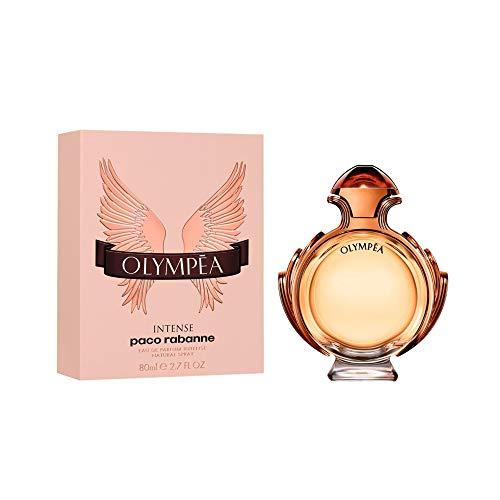 Paco Rabanne Olympea Intense 80 ml Eau de Parfum Intense Spray für Damen