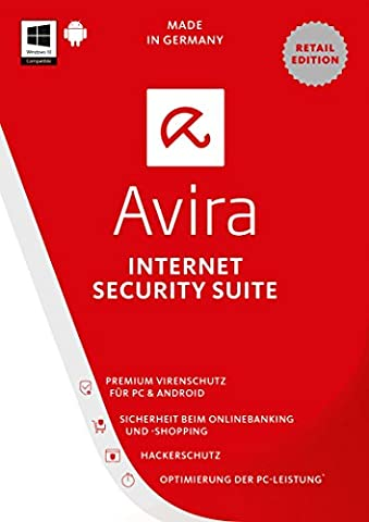 Avira Internet Security Suite 2017 [4 Geräte / 1