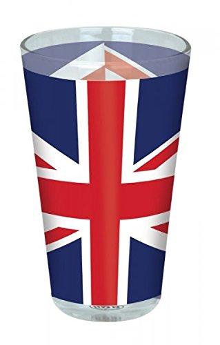Single Union (Glass Large Single Boxed - Union Jack)