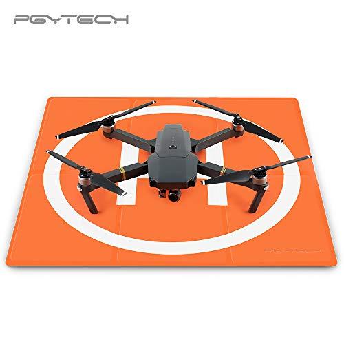 PGYTECH Portable Foldable Landing Pad für DJI Mavic Air & Pro/Spark/Phantom-/Drone Quadcopter Parts Drone Accessories,Orange