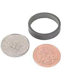 Monedas Mágicas Scotch and Soda Magic Trick Money Moneda Primer Plano Moneda de Magia