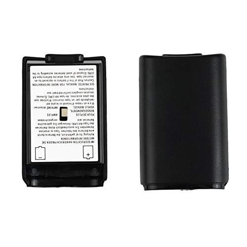 mimagogo Battery Pack Cover Shell Shield Case für Xbox 360 Wireless Controller (Xbox 360-controller Und Shell)