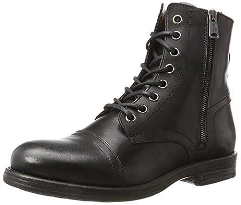 REPLAY Herren Phim Biker Boots, Schwarz (Black), 42 EU
