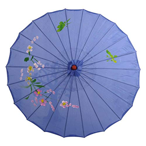 Maritown ombrello di bambù e ombrello di bambù fatti a mano cinesi giapponesi asiatici per la danza classica costumi di costumi cosplay fotografia decorazioni di nozze