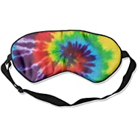Amazing Tie Dye 99% Eyeshade Blinders Sleeping Eye Patch Eye Mask Blindfold For Travel Insomnia Meditation preisvergleich bei billige-tabletten.eu