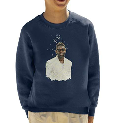 Pod66 Tinie Tempah London Fashion Show 2015 Kid's Sweatshirt