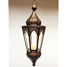Orientalische Orient Hängelaterne Laterne Lalita klar