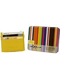 0f45e7d78a Vip Flap Portafoglio Porta Carte Linea Leather Colored Edition (NERO)