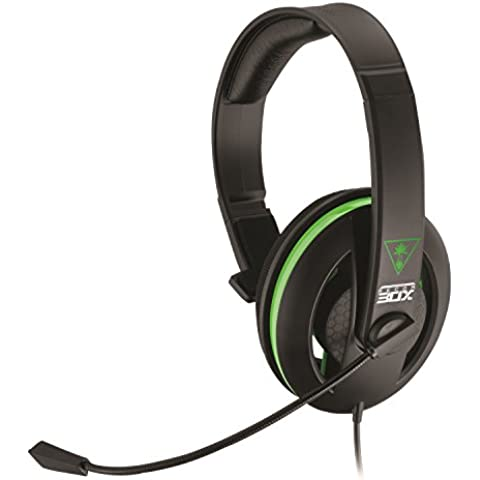 Turtle Beach - Auriculares Gaming Recon 30X Ear Force (PS4, Xbox One, PC, Mac, Móviles, Tabletas) (Xbox