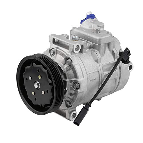 Funnyrunstore Compressore d'Aria condizionata Compressore AC per Audi A4 A4 Avant B6 8E A6 A6 Avant C5 4B 1.9 TDI BJ 00-05