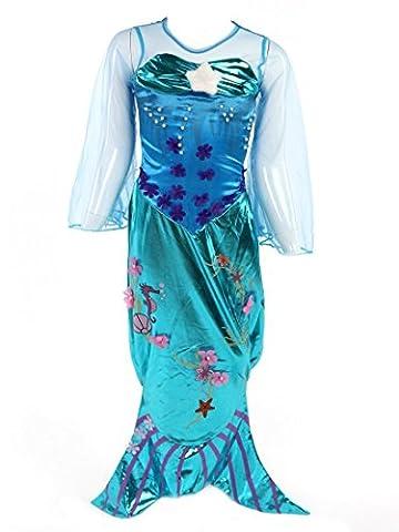 Mermaid Costume - Katara 1777 - Robe de Sirène avec