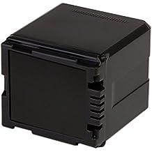 SilverHT 40943 - Batería de videocámaras para VW-VBG260 Panasonic de 2100 mAh, color negro
