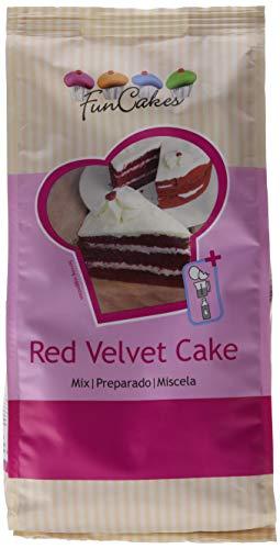 Mezcla para preparar una deliciosa tarta o cupcakes red velvet con un sabor a chocolate único! Modo: para preparar una tarta con un diámetro de 26-28 cm: recuerda que los ingredientes deben estar a temperatura ambiente. Pre-calienta el horno a 175 º ...