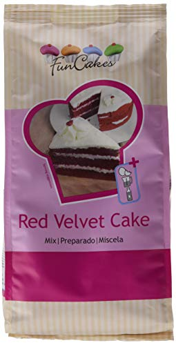 FunCakes - Mezcla bizcocho Red Velvet