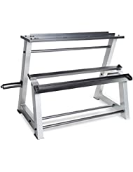 CAP Barbell Fitness Accessories Rack, Black