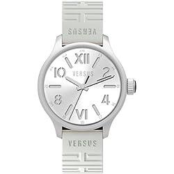Versus Herren-Armbanduhr Analog Plastik Weiß 3C7040 0000