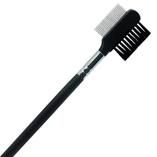 Internet Sourcils Cils Dual-Comb Extension Brush Peigne outil de maquillage cosmétique