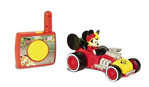 Micky Maus Flinke Flitzer 183070MM2 Roadster Racers RC Auto klein Fahrzeug