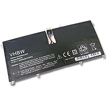 vhbw Li-Ion batería 3040mAh (14.8V) para Notebook portátil HP Envy Spectre TU XT 13-2000eg, XT 13-2021 por 685866-1B1, 685989-001, HD04XL.
