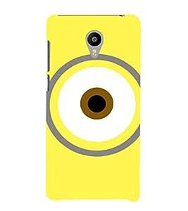 Ebby Designer Printed 3D High Quality Mobile Back Case Cover For Meizu M2 (Premium Matte Finishing Back Case )