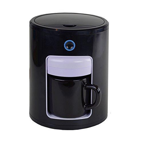 Kaffeemaschine 12V 145W schwarz PKW Kaffeepadmaschine Padmaschine mobil Kaffee