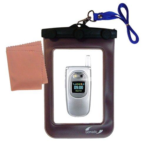 Die Abwaschbare Wasserdichte Schutztasche für die Samsung SGH-P510