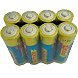 KENDAL AA Alkaline Batteries Industrial 1.5V LR6 EN91 AM3 MN1500 Replace To R6P (8 Count)