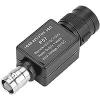 Adaptador, P57 50ohm Negro BNC a BNC Hembra 50KY Q9 Adaptador Conector Accesorios conectores de cables eléctricos