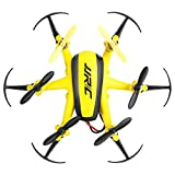 TONOR 2.4 GHZ 6-AXIS Mini RC Hexacopter Gyro Drone with 360 Rotating Headless Mode Altitude Hold Mode Yellow