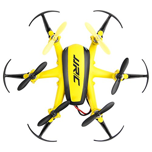 TONOR 2 4 GHZ 6-AXIS MINI DRON RC HEXACOPTER GYRO VEHICULO AEREO NO TRIPULADO CON 360 SIN CABEZA GIRATORIA ALTITUD MODO HOLD AMARILLO