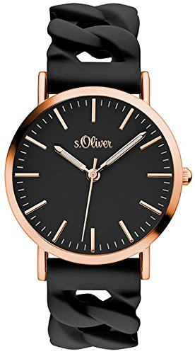 Orologio Unisex s.Oliver Time SO-3422-PQ