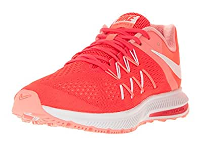 Nike Damen 831562-601 Traillaufschuhe, Orange (Bright Crimson/White/Atomic Pink/White), 40 EU