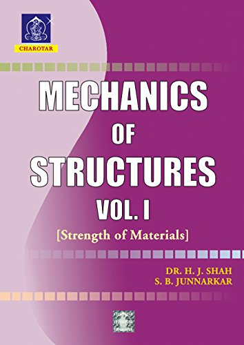 MECHANIC OF STRUCTURES VOL. I (32nd Edition,2016)