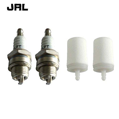 jrl Filtro de combustible bujías para Husqvarna 50515561268272XP 345motosierra