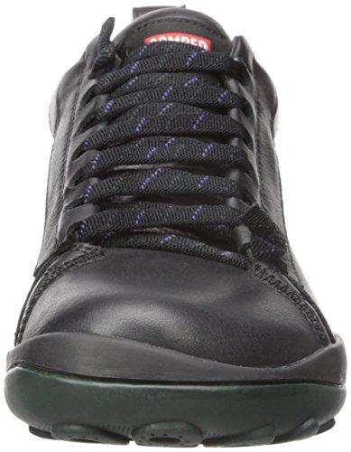 Camper Peu Pista Guard, Chaussures de Gymnastique Homme Noir