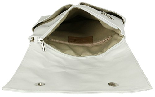 Craze London, Borsa a tracolla donna S White