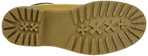 Marco Tozzi Premio Damen 26248 Combat Boots Braun (camel/jeans 388)
